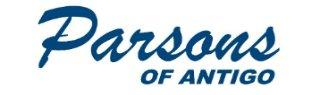 Parsons of Antigo Logo